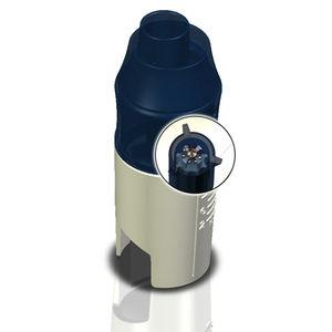 pediatric inhalation chamber