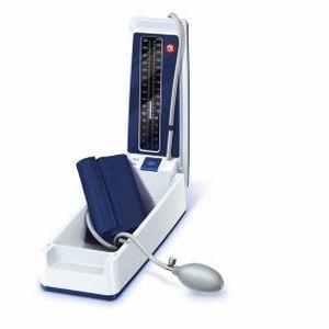 general medicine blood pressure monitor / semi-automatic / arm