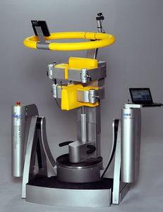 lumbar muscle exerciser / computer-based