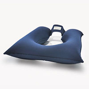 seat cushion / coccyx positioning / inflatable
