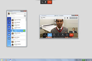 telecollaboration software / management / sharing / for communication