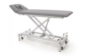 pneumatic massage table
