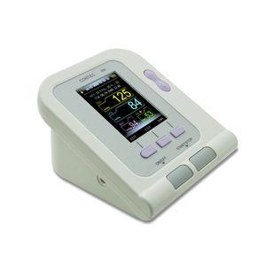 general medicine blood pressure monitor / automatic / arm / desk