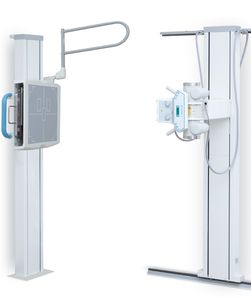 radiography system / digital / for chest radiography / without table