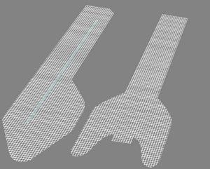 prolapse reconstruction mesh