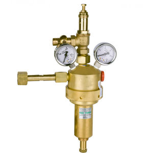 medical gas pressure regulator / high-flow