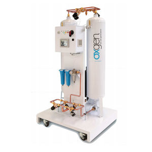 PSA oxygen generator / container / plug-and-play