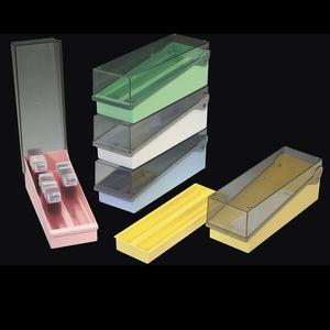 microscope slide box / storage