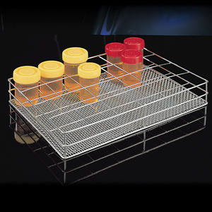 laboratory tube rack