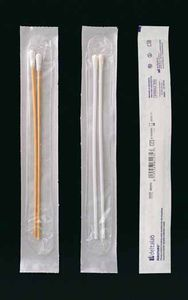 sterile swab / for sample recovery / transport