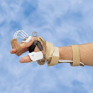finger splint / thumb abduction / wrist extension / dynamic