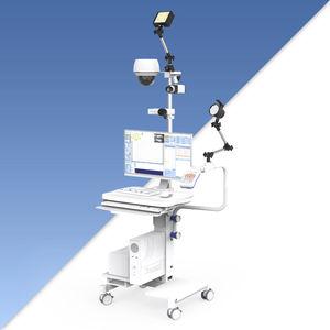 polysomnograph with EEG