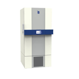 clinical laboratory freezer / medical / for biobanks / upright