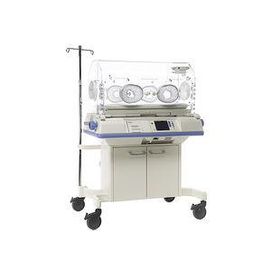 neonatal incubator on casters