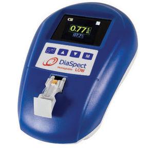 POC hemoglobin analyzer / for clinical diagnostic / portable