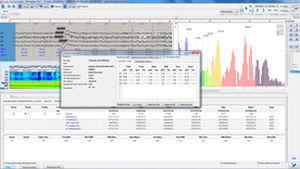 analysis software module / diagnostic / recording / EEG