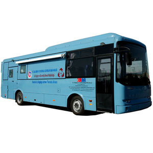 audiology mobile health vehicle