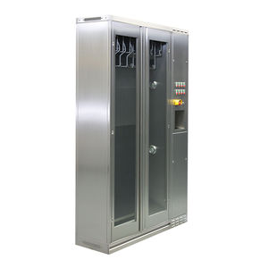 drying cabinet / for endoscopes / for flexible endoscopes / hospital