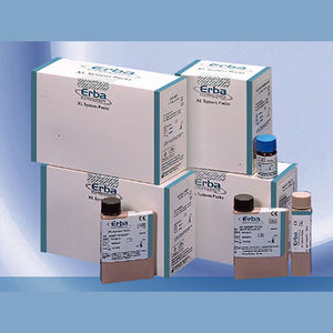 plasma reagents / for clinical chemistry / clinical / albumin