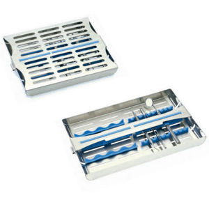 dental instrument sterilization cassette