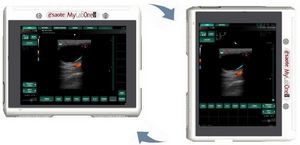hand-held veterinary ultrasound system / multipurpose