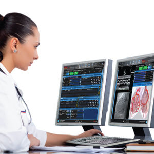 reporting software / analysis / for cardiology