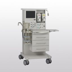 pediatric anesthesia workstation / adult / infant / trolley-mounted