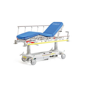 transport stretcher trolley / electric / height-adjustable / ergonomic