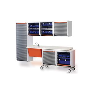 worktop with storage unit