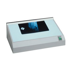 1-screen X-ray film viewer / white light