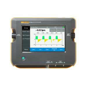 oxygen analyzer / pressure / flow / temperature
