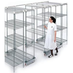 modular shelving unit / open-structure