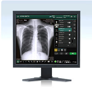 medical computer workstation