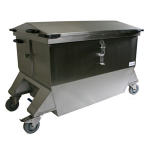 mortuary trolley / concealment / transport / storage