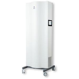 mobile air decontamination unit