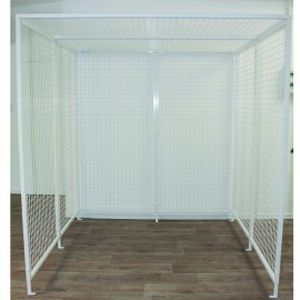 4-pannel Rocher cage