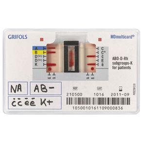 blood typing test kit