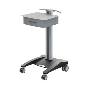 multi-function trolley / equipment / for medical devices / 1-drawer