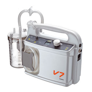 electric surgical suction pump / minor surgery / portable