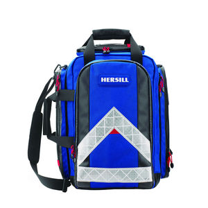 emergency bag / backpack / nylon / PVC