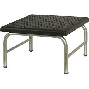 Terrific 1 Step Step Stool Stainless Steel H 43 Hidemar Caraccident5 Cool Chair Designs And Ideas Caraccident5Info