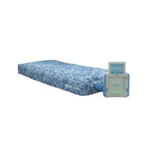 hospital bed mattress / dynamic air / anti-decubitus / multi-layer