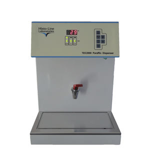 laboratory paraffin dispenser