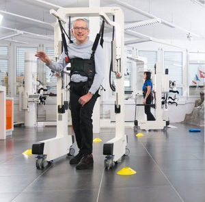gait rehabilitation system / robotic