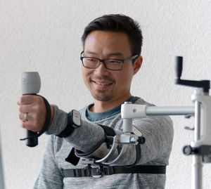 arm rehabilitation system