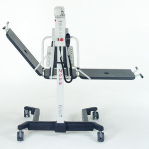 height-adjustable shower stretcher
