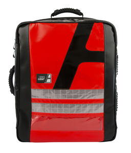 first aid bag / for medical devices / emergency / backpack