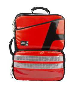 first aid bag / emergency / for drug ampoules / backpack
