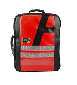 first aid bag / for medical devices / emergency / for oxygen cylinders