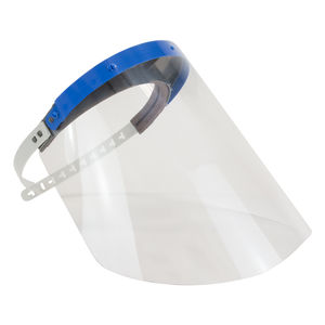 polypropylene protection visor